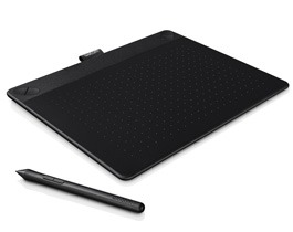 Small wacom pens and tablets