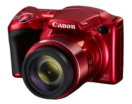 Small powershot sx420 is red fsl