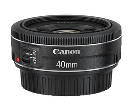 Small canon ef 40mm f28 stm 27677