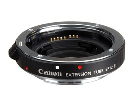 Small canon extension tube ef 12 ii 1
