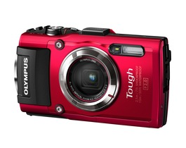 Small olympus tg 3 red fsl