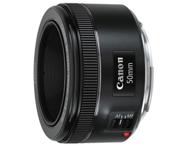 Small ef 50mm f1.8 stm slant without cap