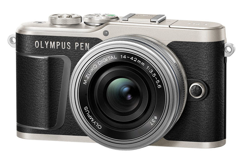 Olympus PEN E-PL9 14-42 EZ kit black