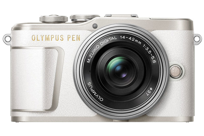 Olympus PEN E-PL9 14-42 EZ kit white