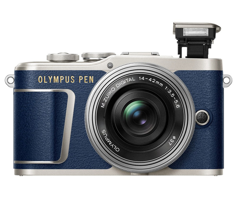 Olympus E-PL9 Blue Limited Edition