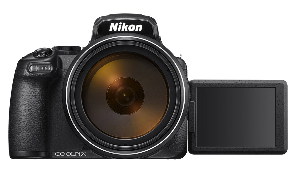 Nikon Coolpix P1000 front