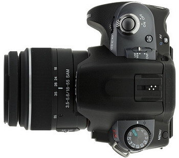 SONY DSLR-A330 L Kit 18-55