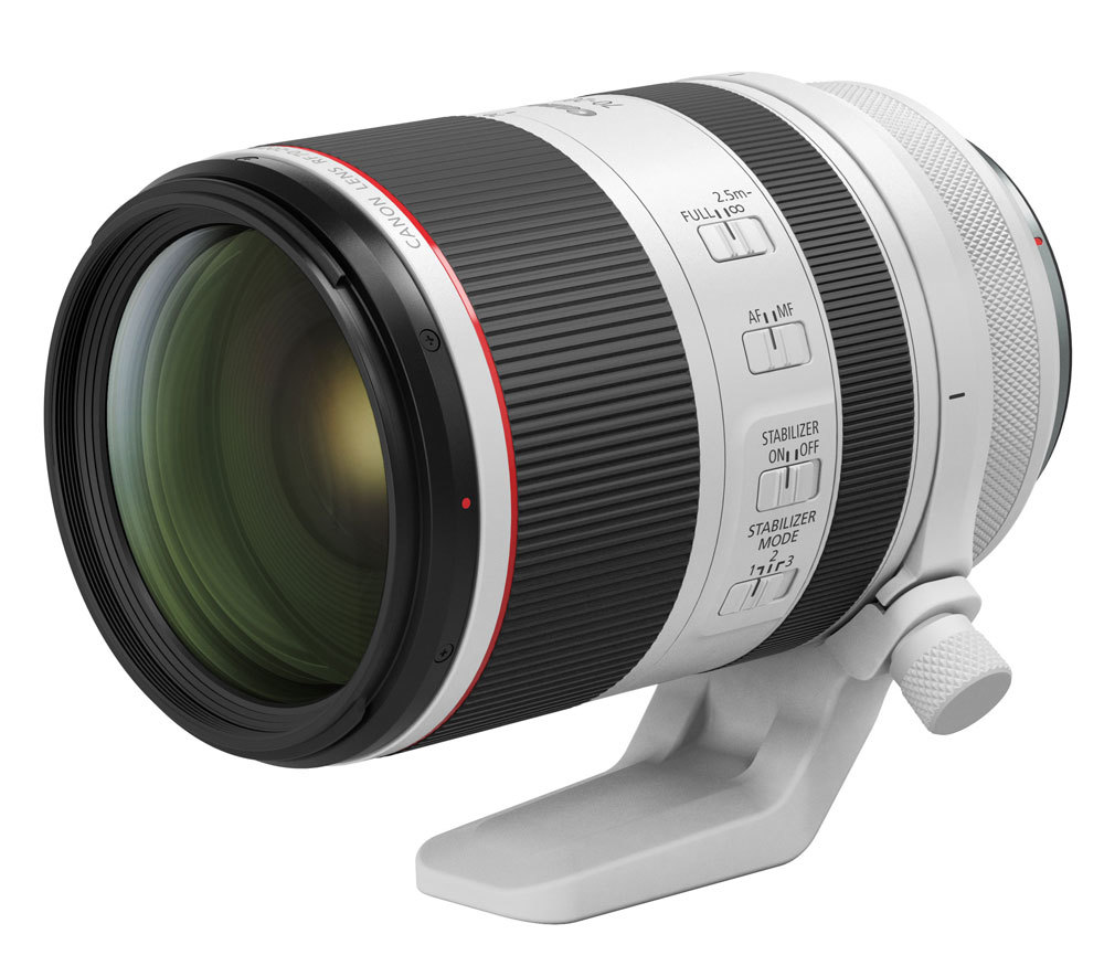 Canon RF 70–200mm F2.8L IS USM