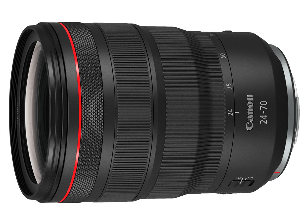 Canon RF 24–70mm F2.8L IS USM