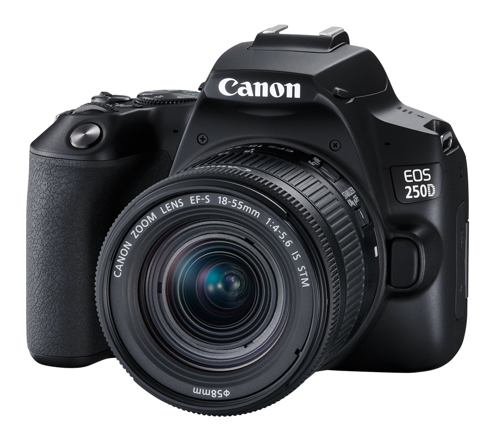 Canon EOS 250D 18-55mm IS STM kit