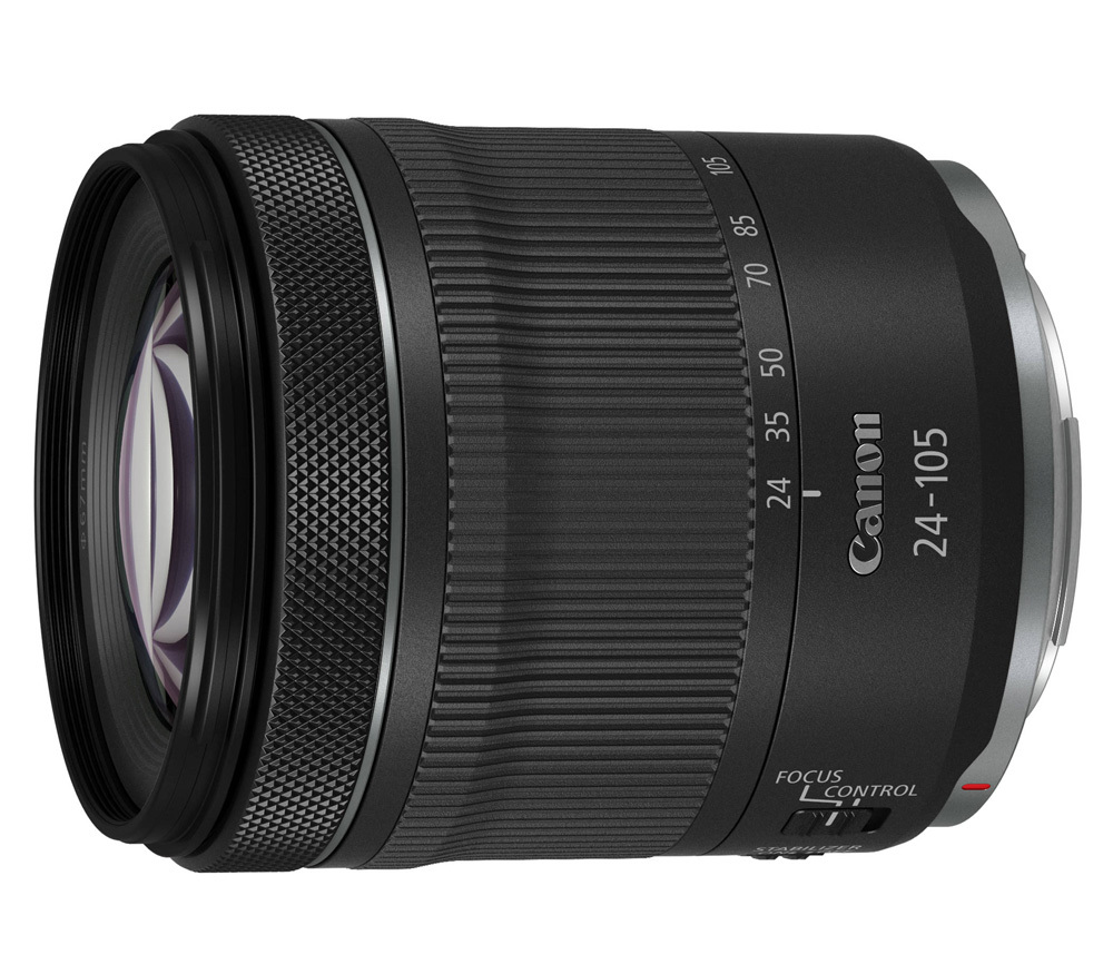 Canon RF 24–105mm F4–7.1 IS STM