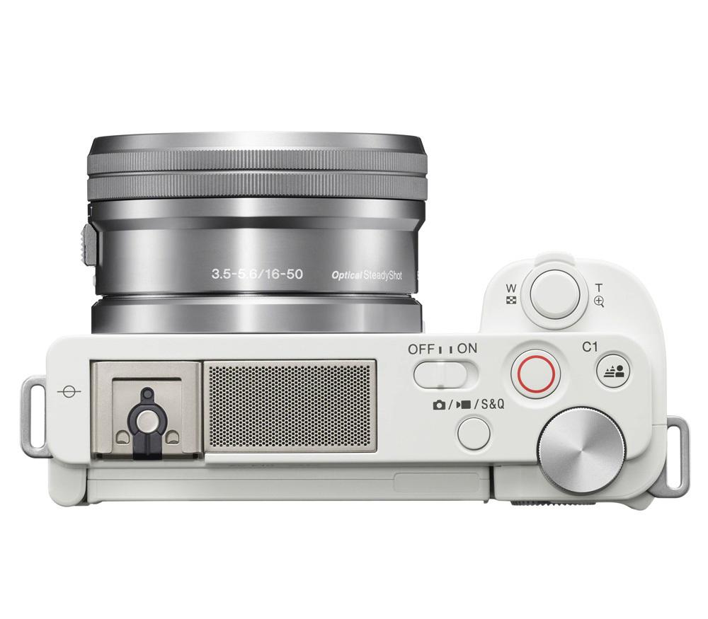 Sony ZV-E10 белая