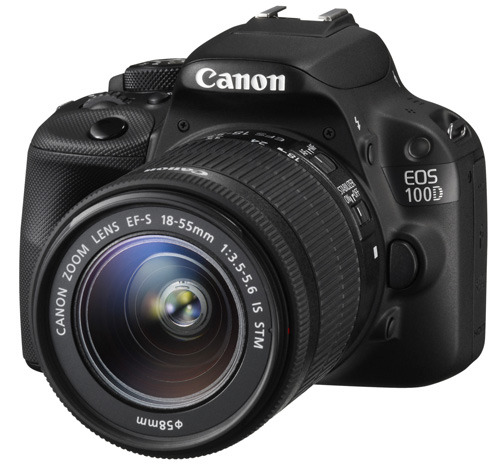 Canon EOS 100D EF-S 18-55 IS STM kit