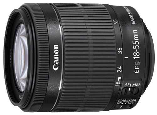 Canon EF-S 18-55 mm F3.5-5.6 IS STM