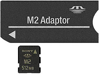 SONY Memory Stick Micro M2 512Mb