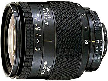 TOKINA 24-200/3.5-5.6 AT-X SD NIKON