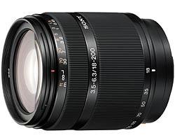 Объектив Sony 18-200/3.5-6.3 AF