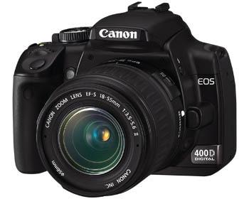Цифровой фотоаппарат CANON EOS 400D