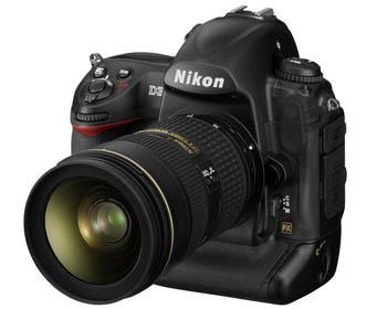 Цифровой зеркальный фотоаппарат NIKON D3