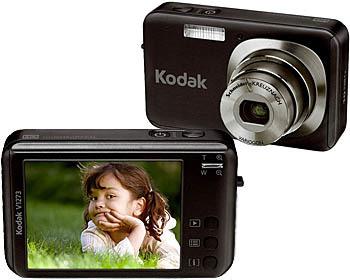 Цифровые фотокамеры KODAK EasyShare V1073 и V1273