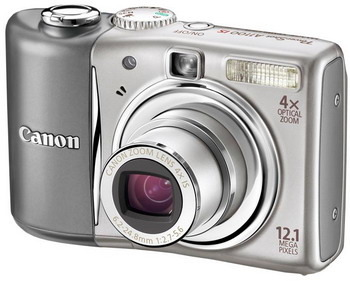 CANON A1100 IS silver