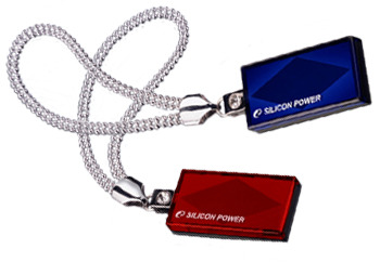 USB2 Flash Silicon Power TUOCH 810