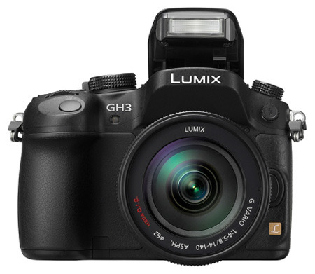 Panasonic DMC-GH3 14-140 kit
