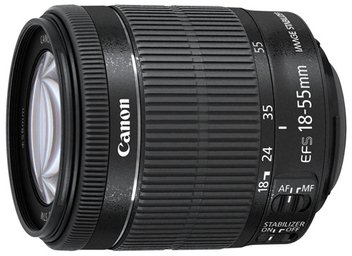 Canon EOS 18-55mm F3.5-5.6 IS STM