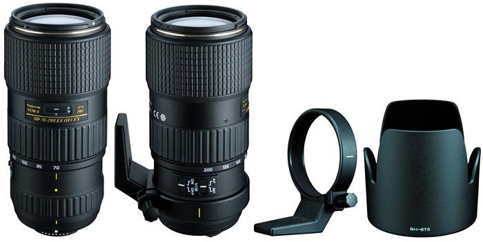 Tokina 70-200mm f/4 PRO FX VCM-S