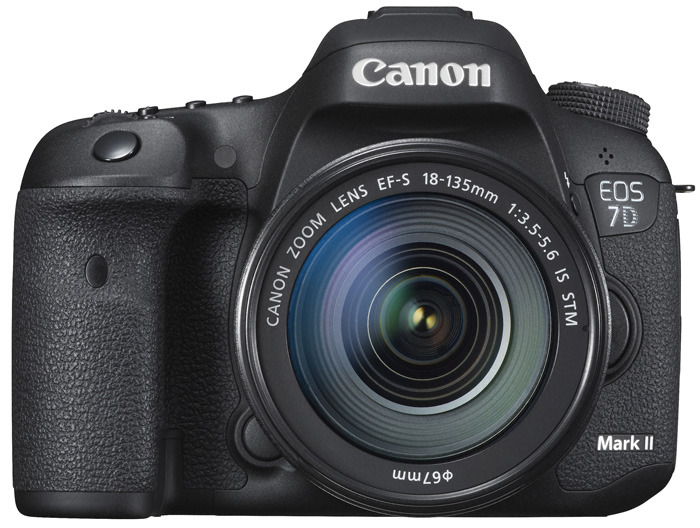 EOS 7D Mark II 18-135 kit