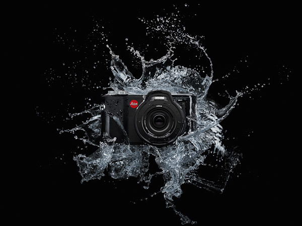 Leica X-U splash