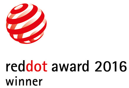 Red Dot 2016 winner