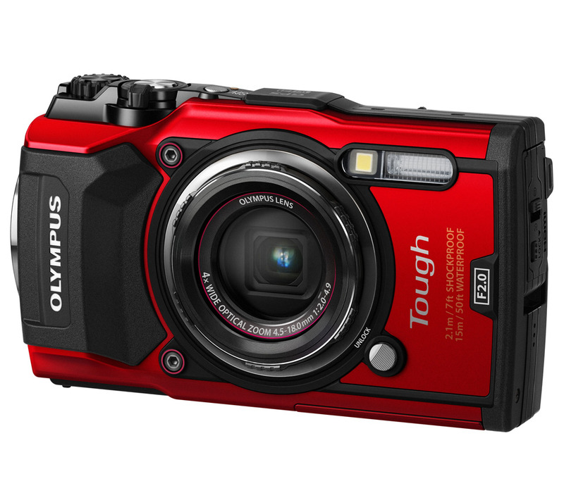 Olympus Tough TG-5 водонепроницаемый фотоаппарат