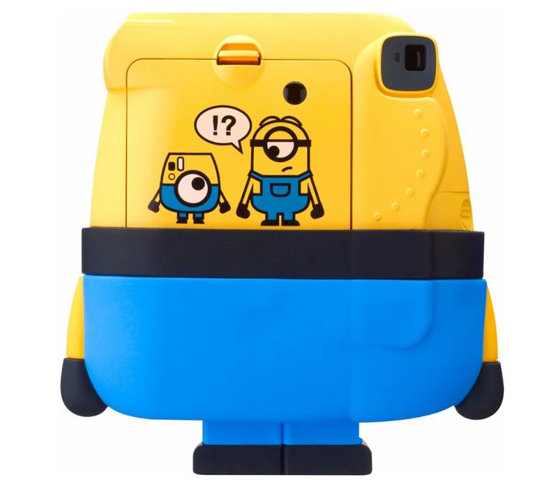 Fujifilm Instax Mini Minion фотоаппарат