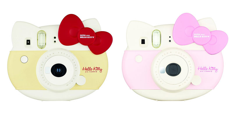 Fujifilm Instax Hello Kitty фотоаппарат