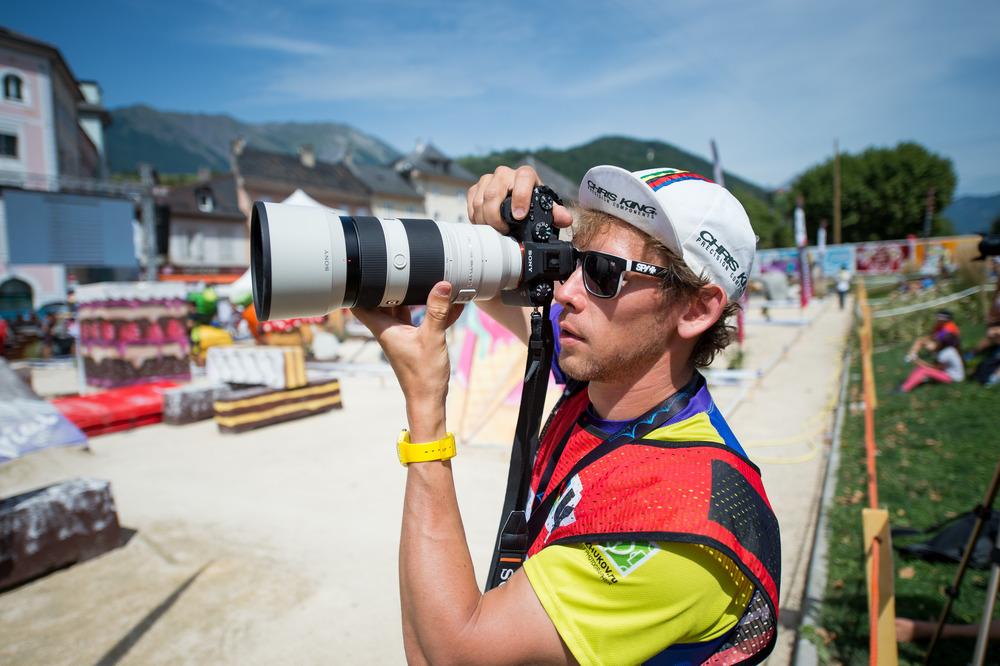 Как устроиться фотографом в спортивную федерацию